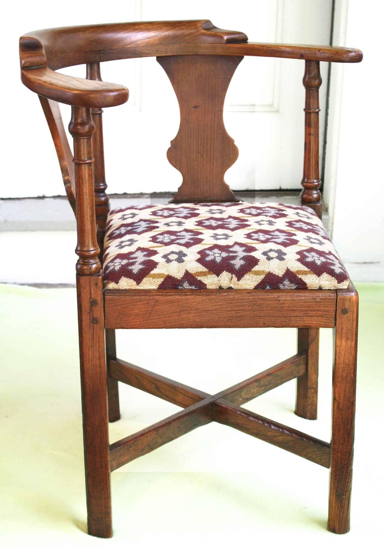 George II Corner Chair 3