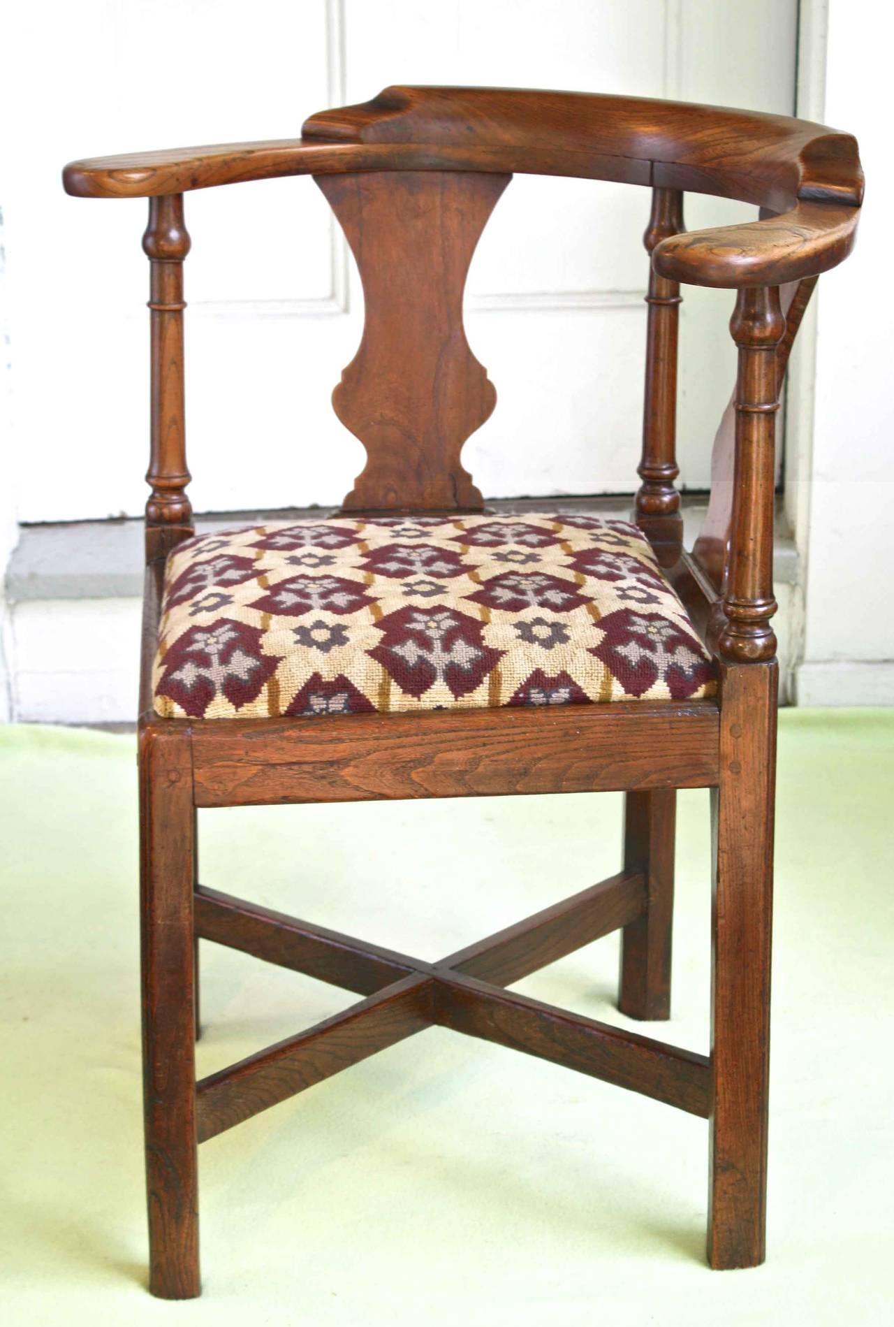 George II Corner Chair 2