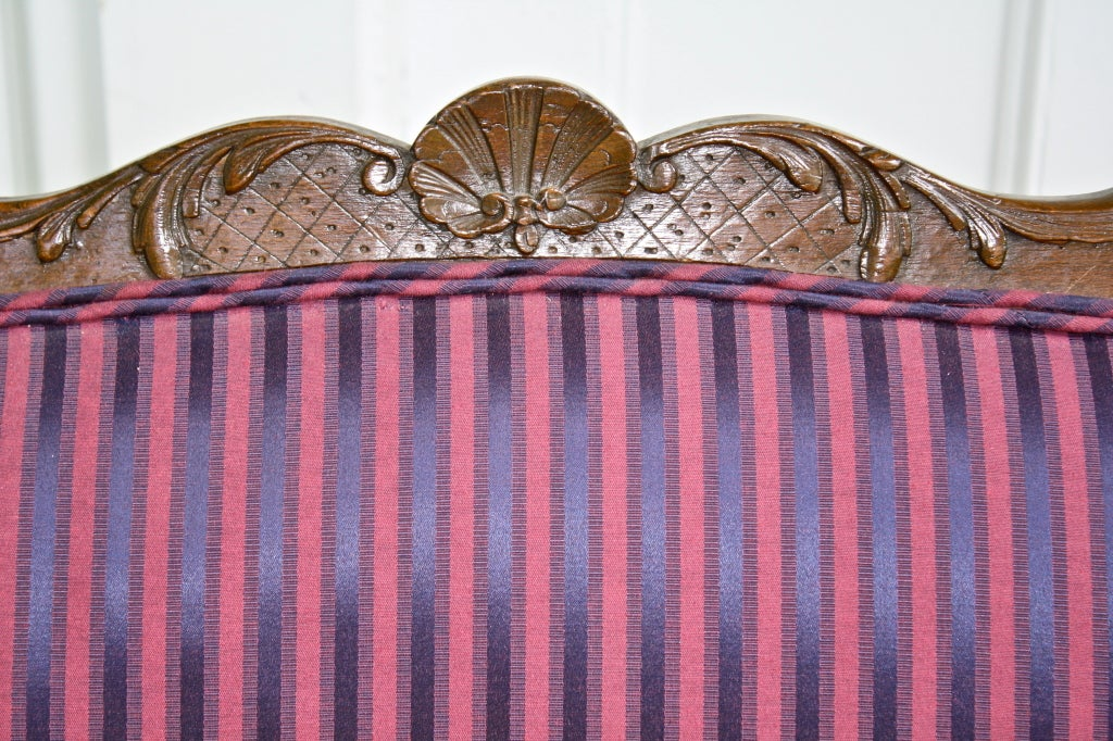Tyrolean Rococo Austrian Canape For Sale 1