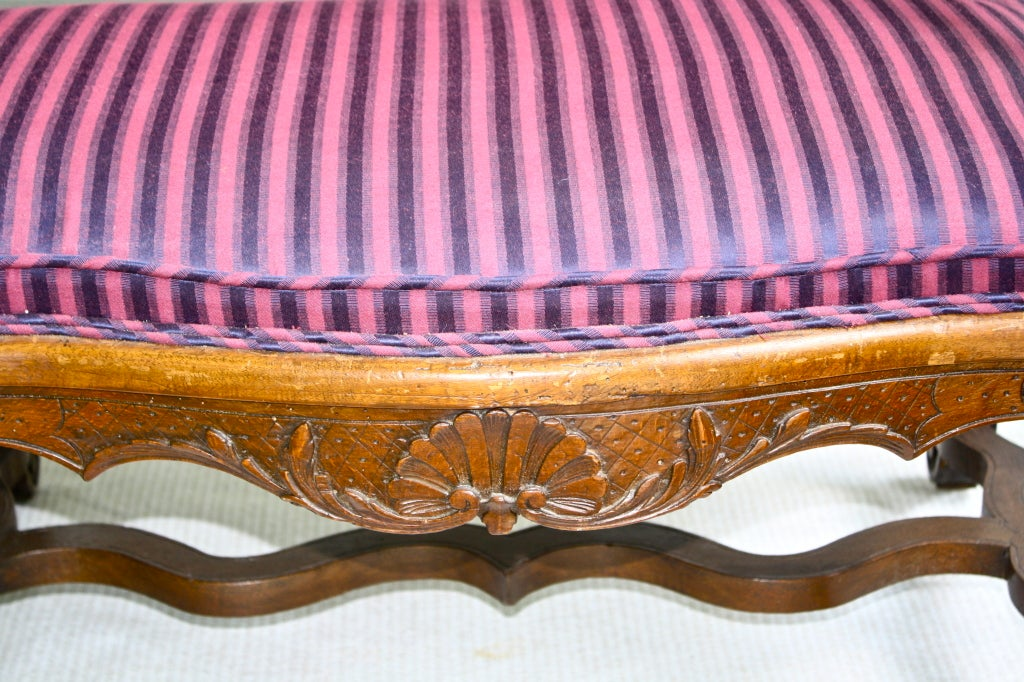 Tyrolean Rococo Austrian Canape For Sale 2