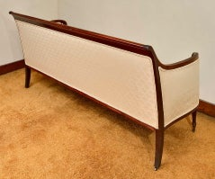 Duncan Phyfe New York Federal Sofa - Single or Collector's Pair image 4