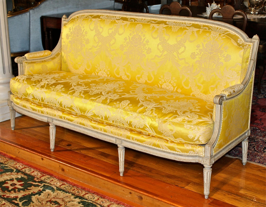 Louis xvi jean baptiste boulard canap for sale at 1stdibs for Canape for sale