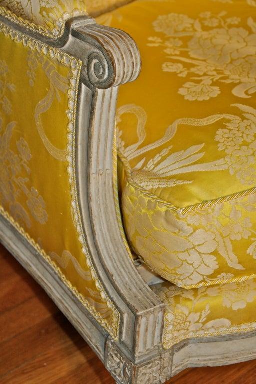 Beech Louis XVI Jean-Baptiste Boulard French Canapé For Sale