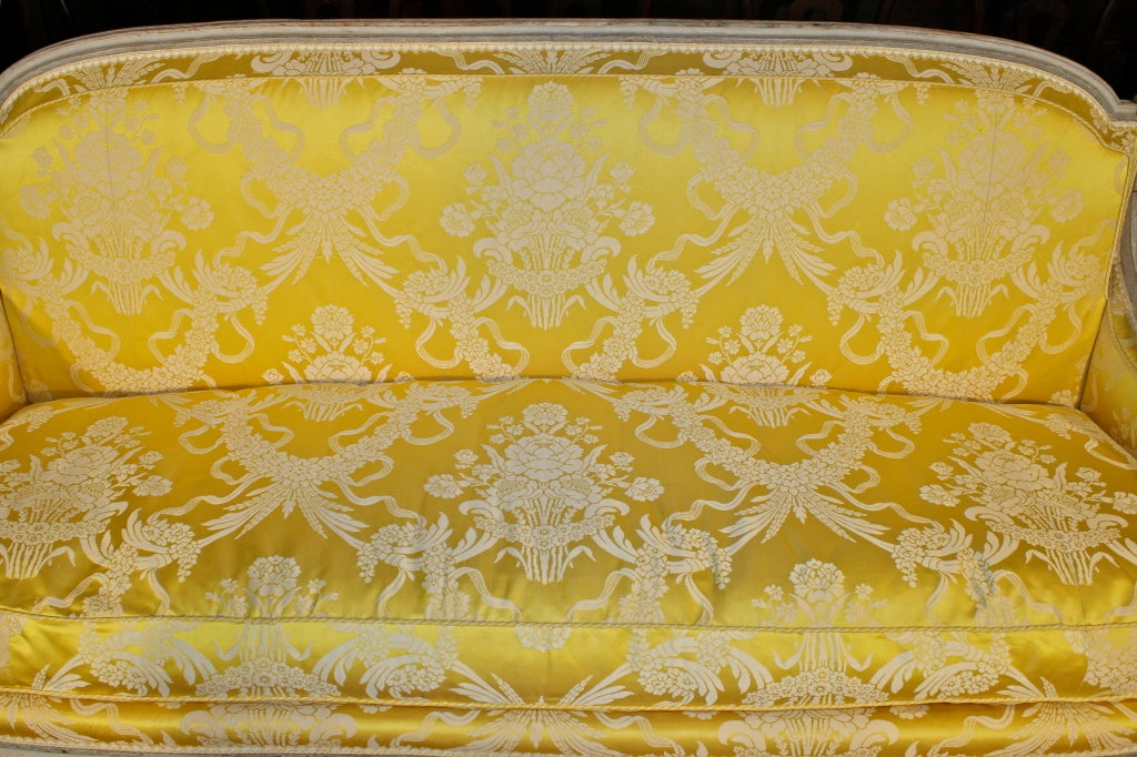 Louis XVI Jean-Baptiste Boulard French Canapé For Sale 2