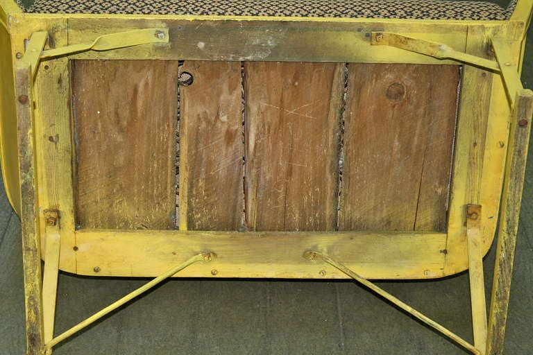 American 'Phaeton' Carriage Seat For Sale 5