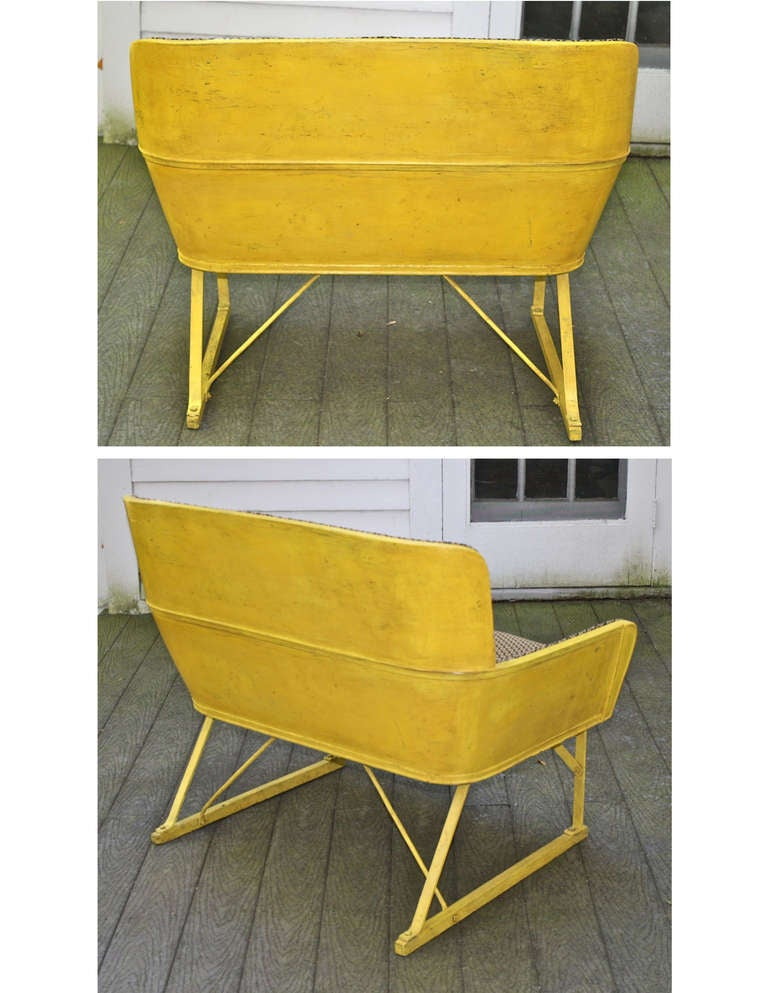 American 'Phaeton' Carriage Seat For Sale 1