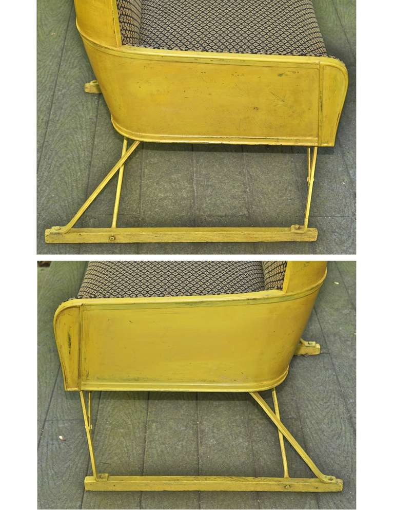 19th Century American 'Phaeton' Carriage Seat For Sale
