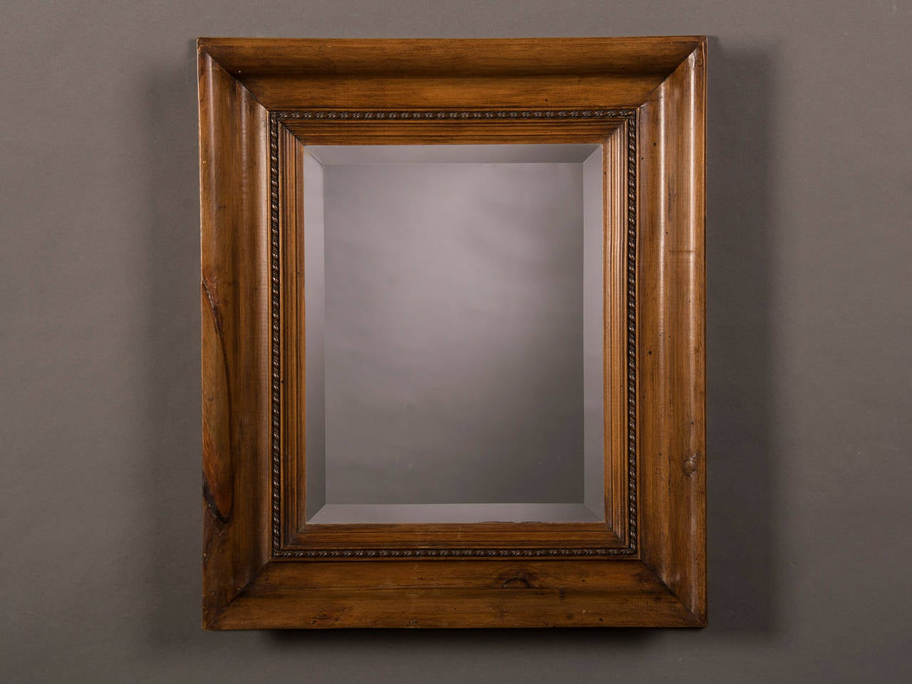 Pine Framed Mirror Wales Circa 1880 24 1 2 Quot W X 38 3 4 Quot H