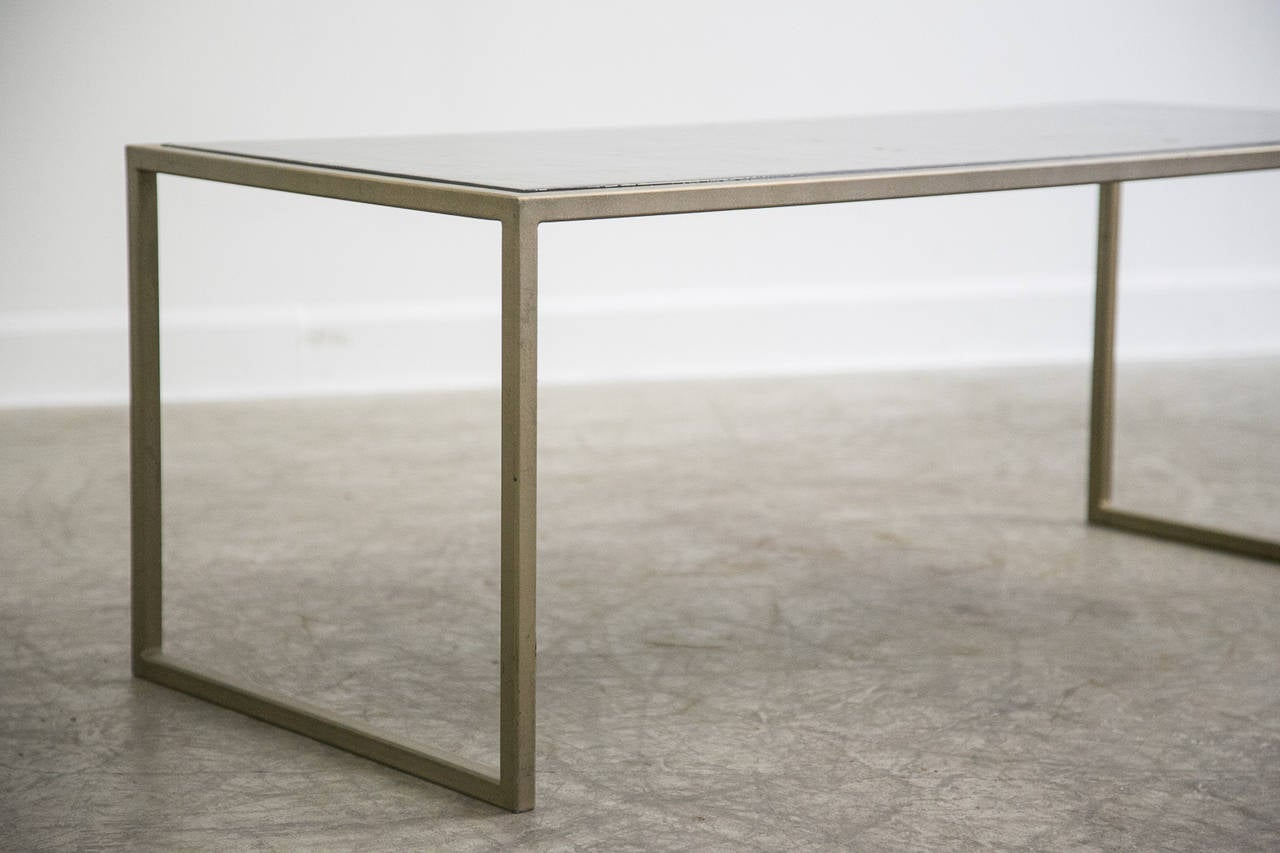 French Philippe Starck Designed Coffee Table Paris Circa 1985 For