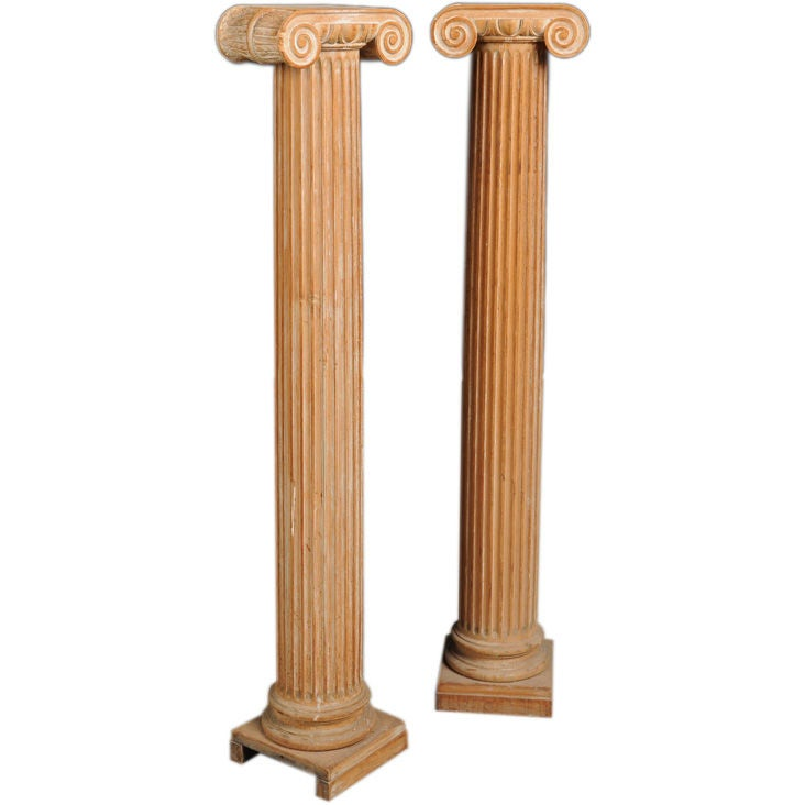 Roman columns for home decor best free home design for Column decorations home