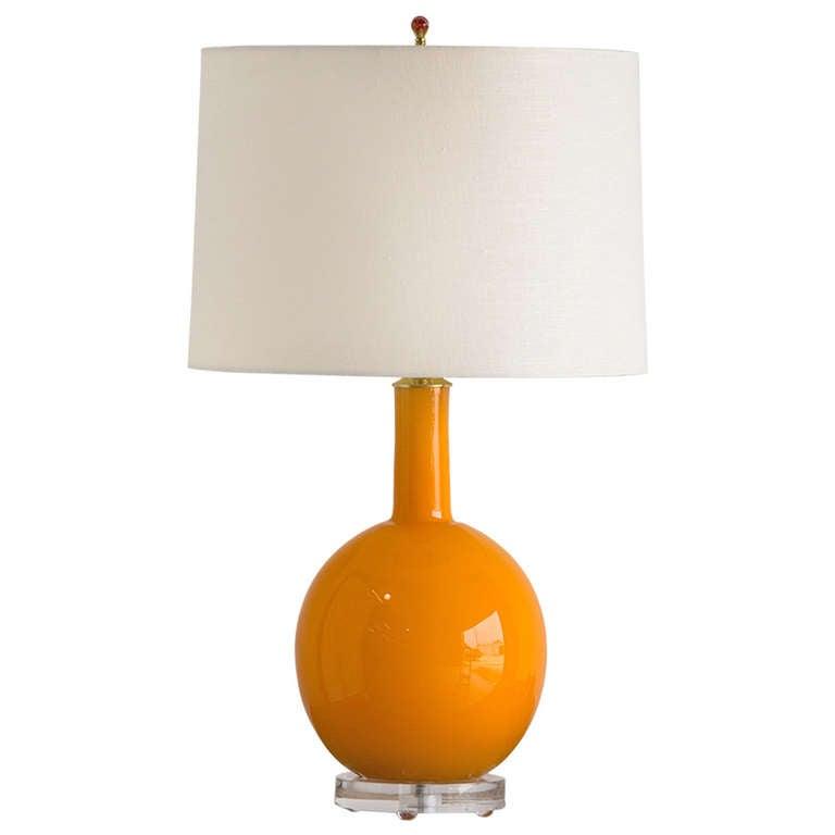 Creative West Elm  Rejuvenation Colored Glass Table Lamp  Medium  West Elm