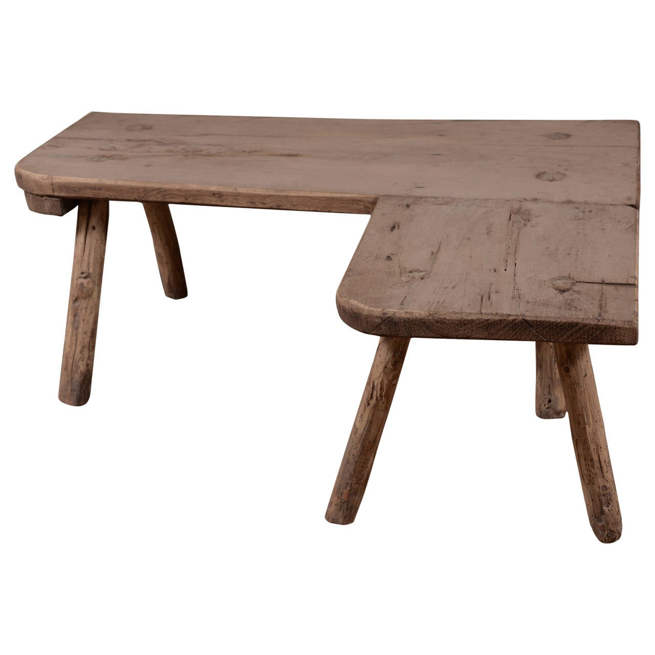 Primitive Belgian Table For Sale