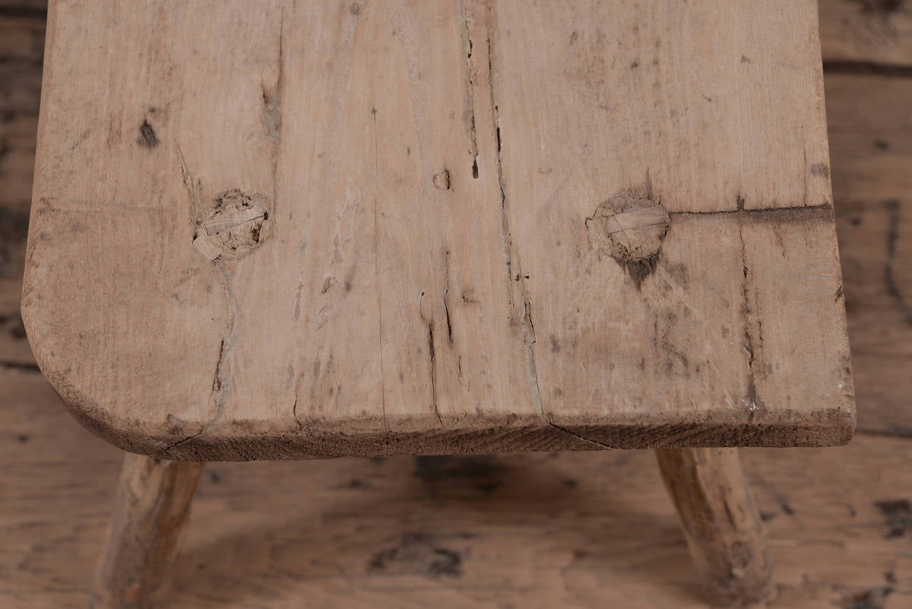 Primitive Belgian Table For Sale 1