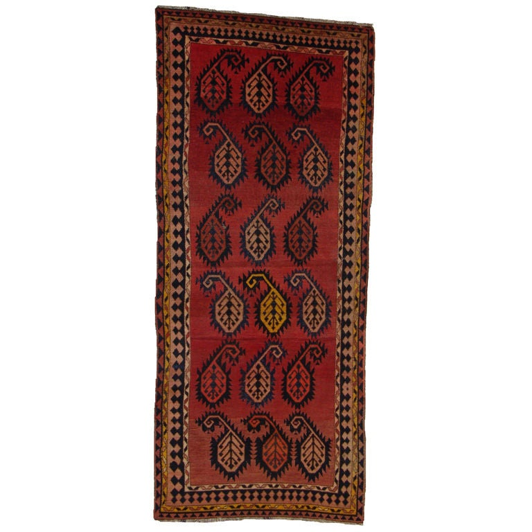 Antique Samarkand Rug At 1stdibs