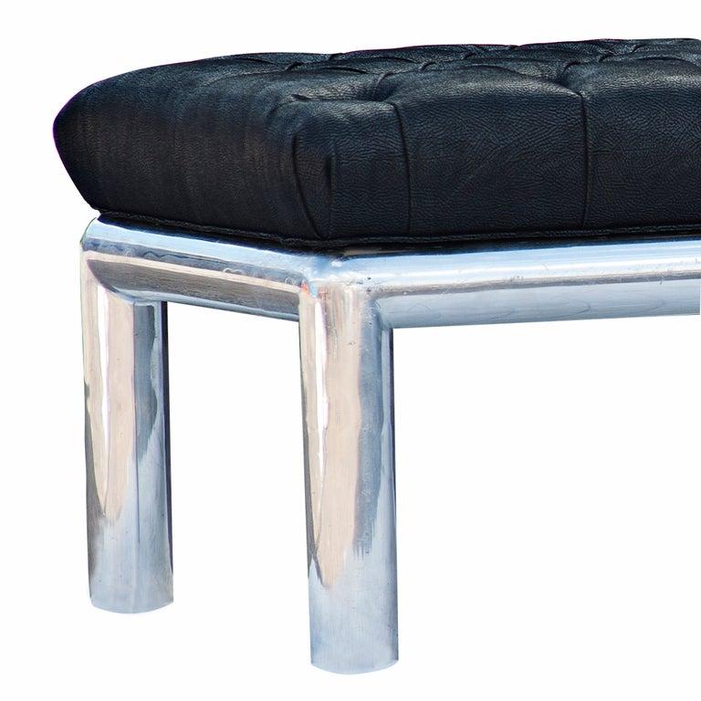 Mid-Century Modern Long John Mascheroni Bench For Sale
