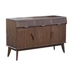 Mid Century Waring and Gillow Buffet Credenza