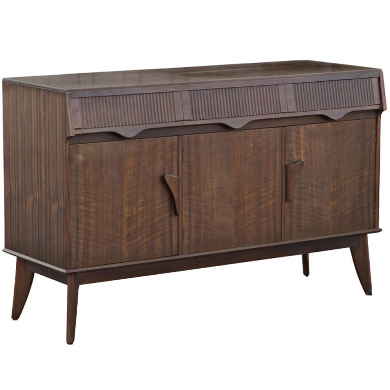 Mid Century Modern Waring And Gillow Sideboard Buffet
