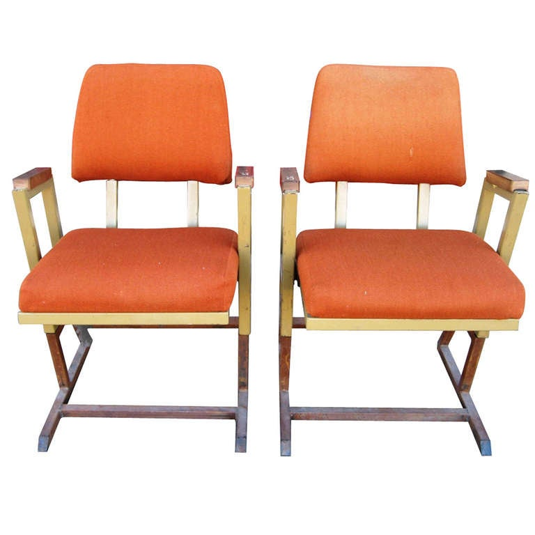 Frank Lloyd Wright Theatre Chairs from the Kalita ...