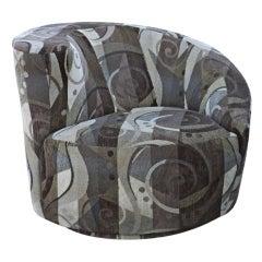Vladimir Kagan Nautilus Lounge Chair