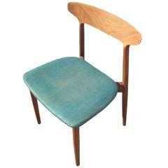 Harry Ostergaard for Randers Møbelfabrik Danish Side Chair