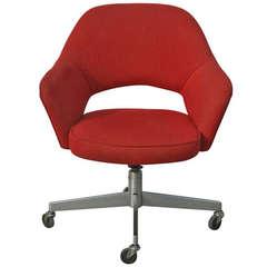 Saarinen for Knoll Executive Task Chair ( abs07 )