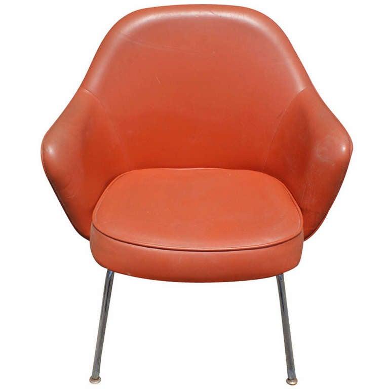 saarinen for knoll executive arm chair at 1stdibs