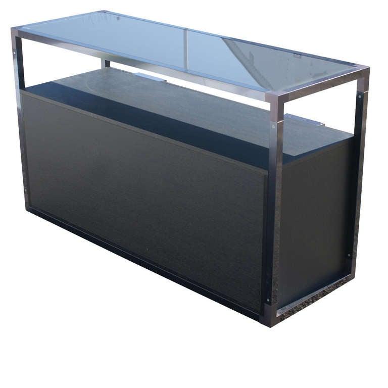 ligne roset contours sideboard cabinet with elephant. Black Bedroom Furniture Sets. Home Design Ideas