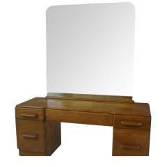 Leo Jiranek For Heywood Wakefield Art Deco Vanity