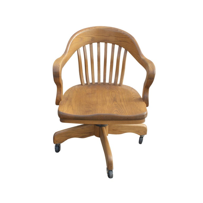 oak bank of england chair at 1stdibs