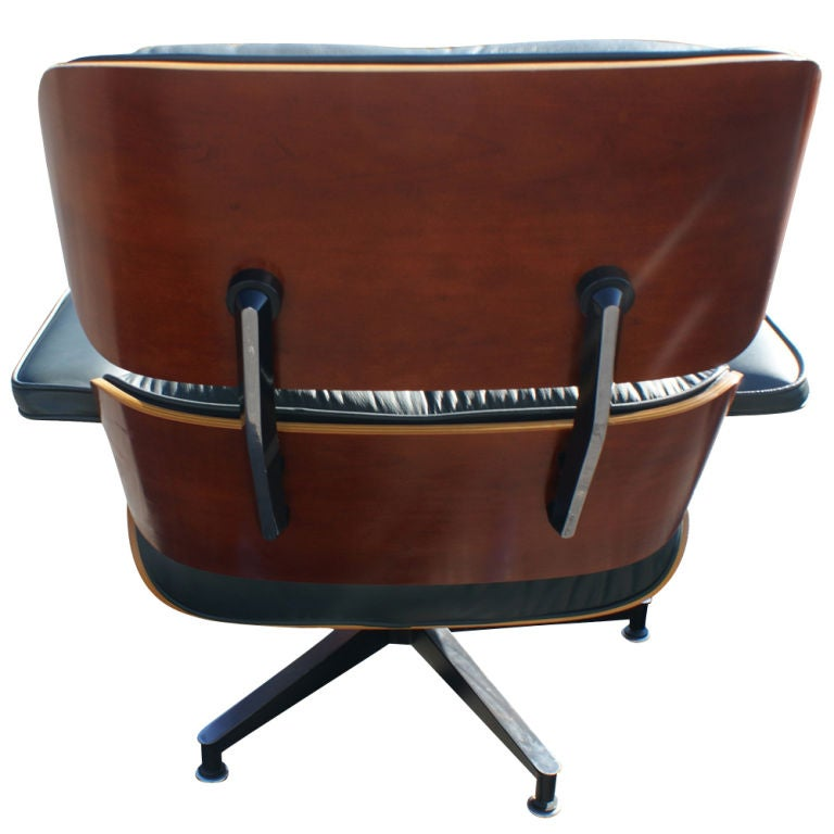 Four eames for herman miller lounge chairs at 1stdibs - Herman miller bucket chair ...