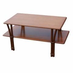 Heywood Wakefield Bamboo Coffee Table