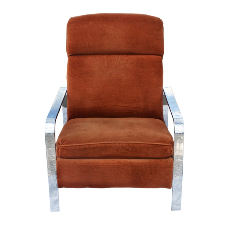 Milo Baughman For Design Institute Of America Recliner For Sale at ...: https://www.1stdibs.com/furniture/seating/lounge-chairs/milo...