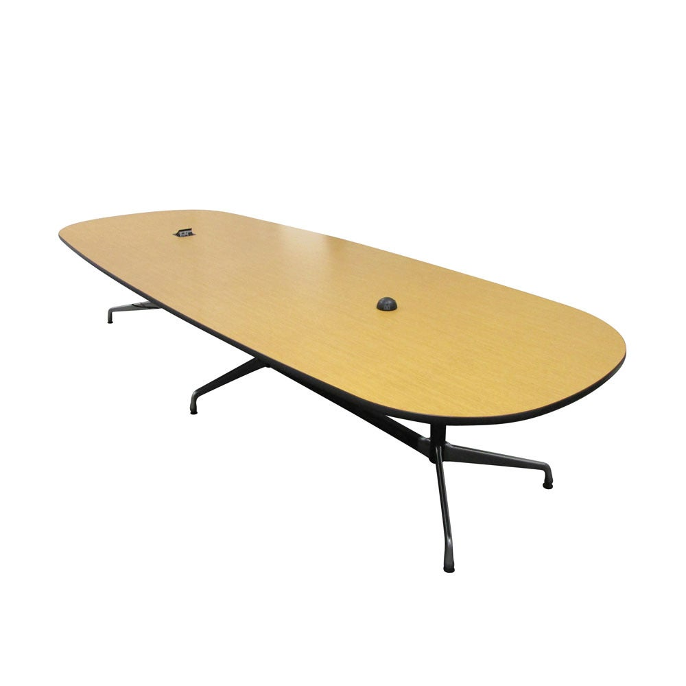 Vintage laminate conference table designed by eames for - Herman miller eames table ...
