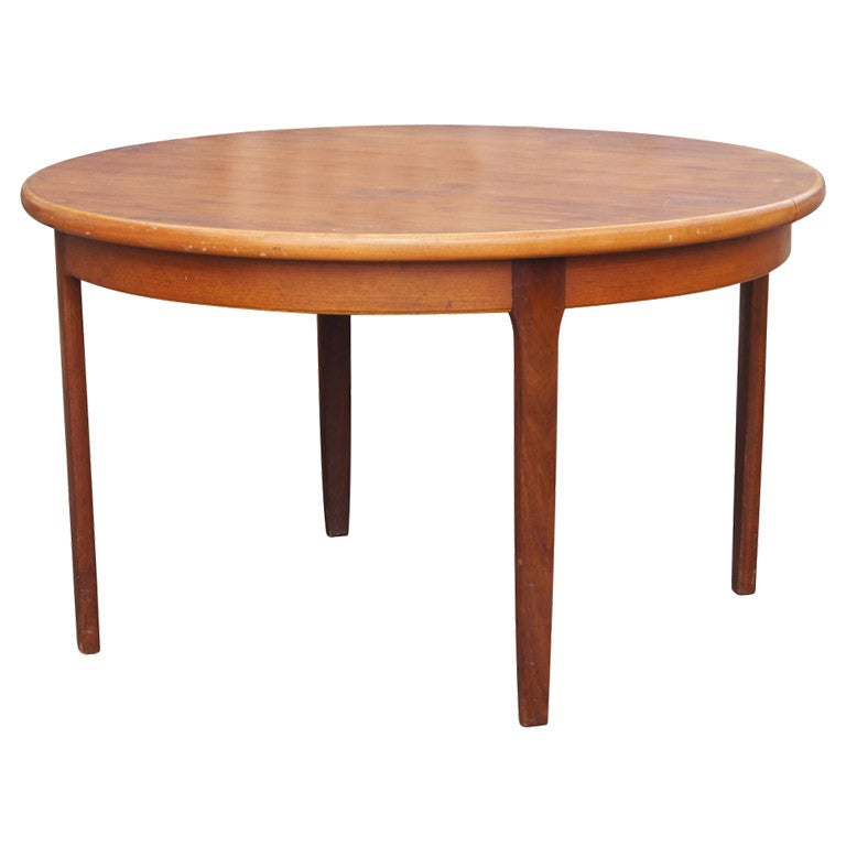 Dining Table Danish Dining Table Teak