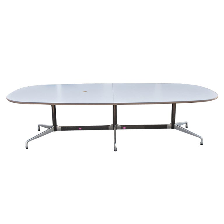 Herman Miller Eames Conference Table at 1stdibs