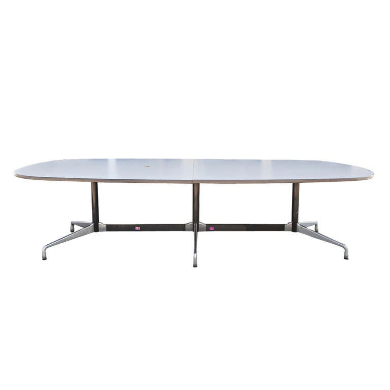 Herman miller eames conference table at 1stdibs - Herman miller eames table ...