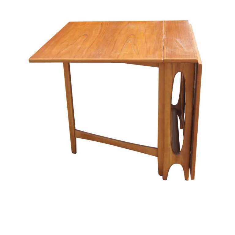 dining table drop leaf dining table teak. Black Bedroom Furniture Sets. Home Design Ideas