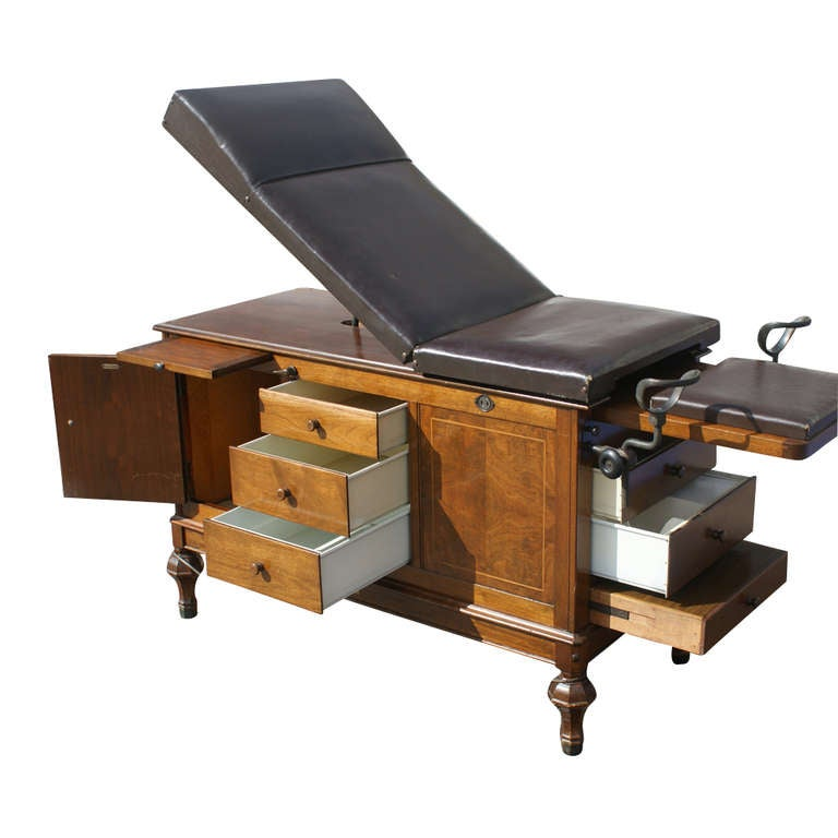 Vintage hamilton medical examination table image 3 for I furniture hamilton