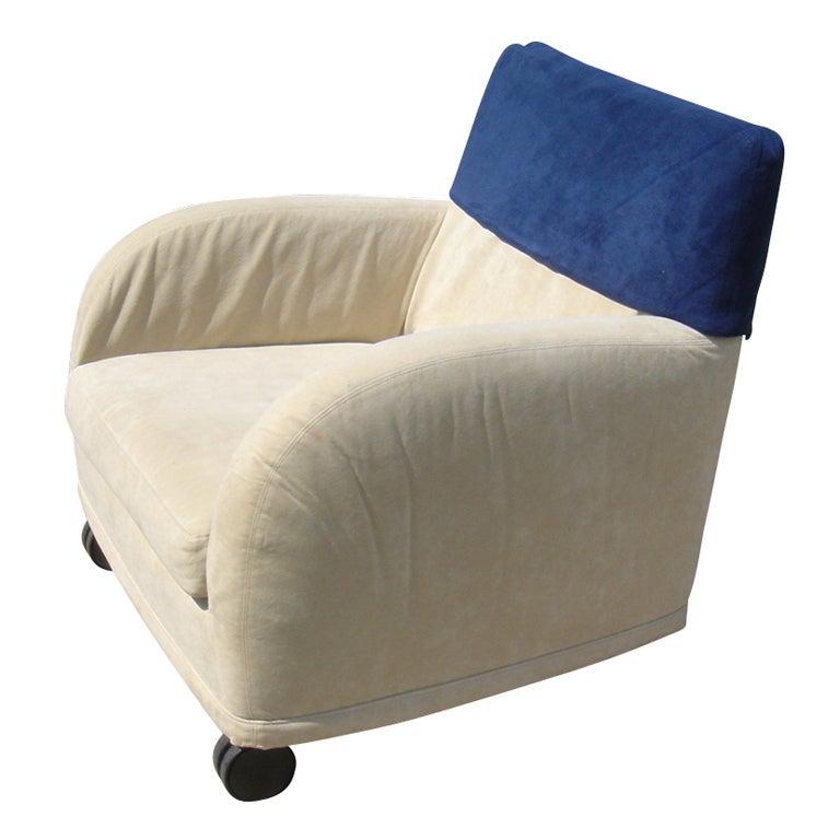 Antonio Citterio For B B Italia Baisity Lounge Chair At