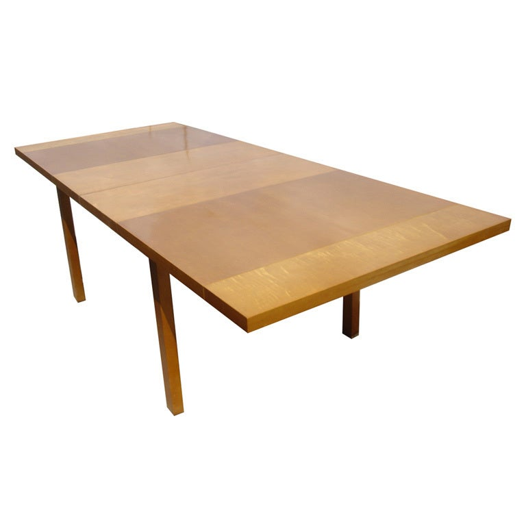 Van Keppel And Green For Brown Saltman Extension Dining Table