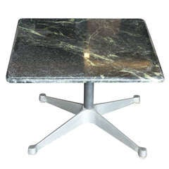 Eames for Herman Miller Green Marble Coffee Table