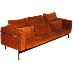 Robert Haussmann For Stendig Atlas Sofa