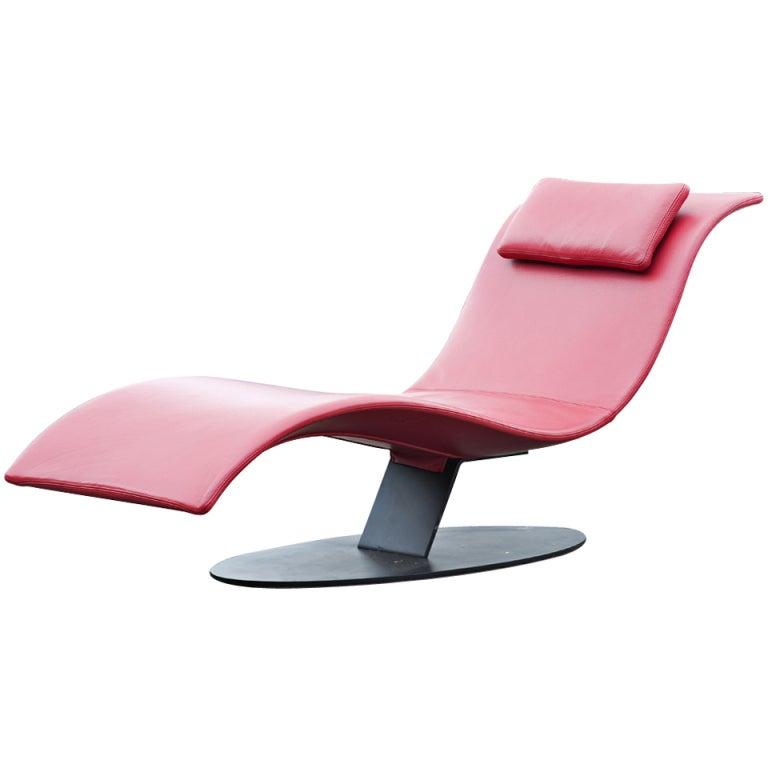 jai jalan minimalist eli fly chaise longue by desiree 75 off at 1stdibs. Black Bedroom Furniture Sets. Home Design Ideas