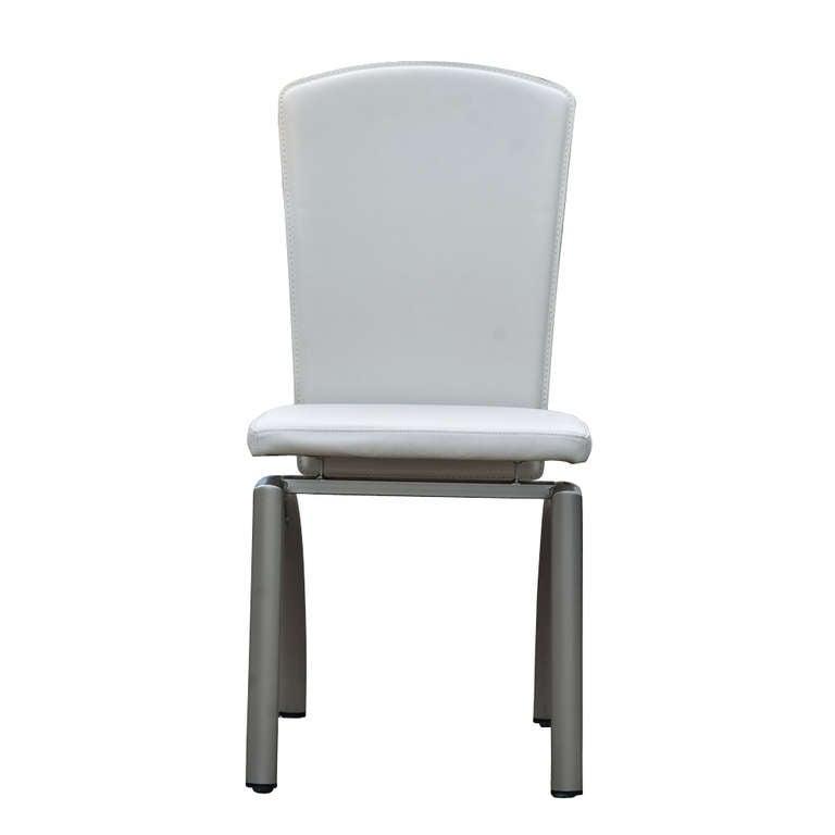 Italian Sofa Brent Cross: 4 Frag Italian Leather Dining Chairs 75% OFF Original