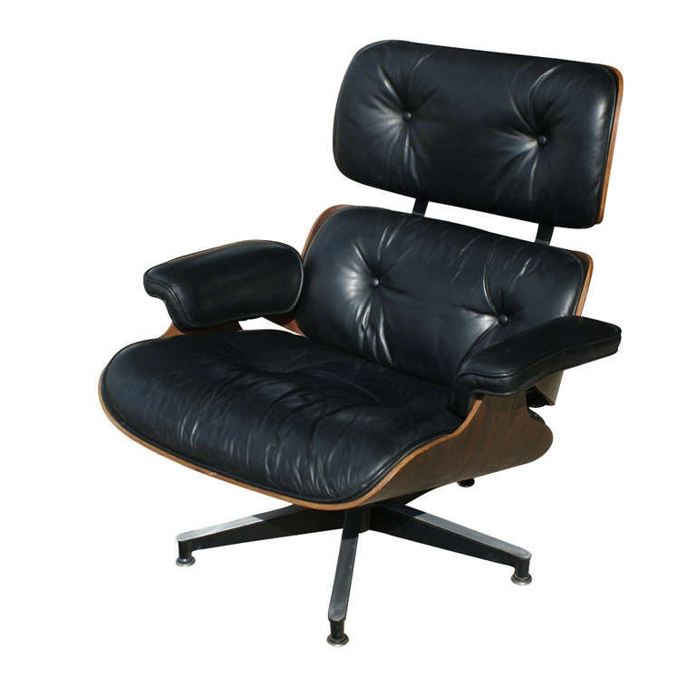 Eames for herman miller 670 lounge chair and ottoman at - Herman miller eames lounge chair and ottoman ...