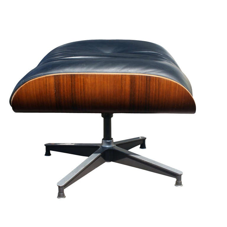 Eames for Herman Miller 670 Lounge Chair and Ottoman at