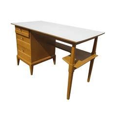 Vintage Heywood Wakefield Cadence Desk Vanity
