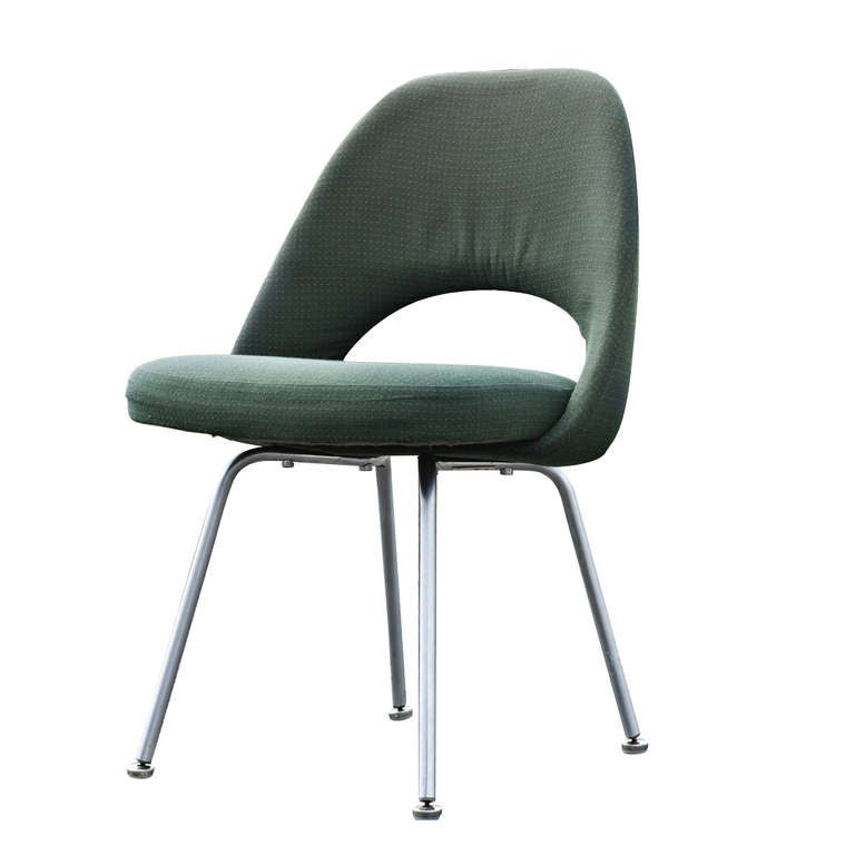 Knoll eero saarinen dining side chair image