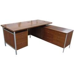 Vintage Paul McCobb Connoisseur Collection Reception Desk