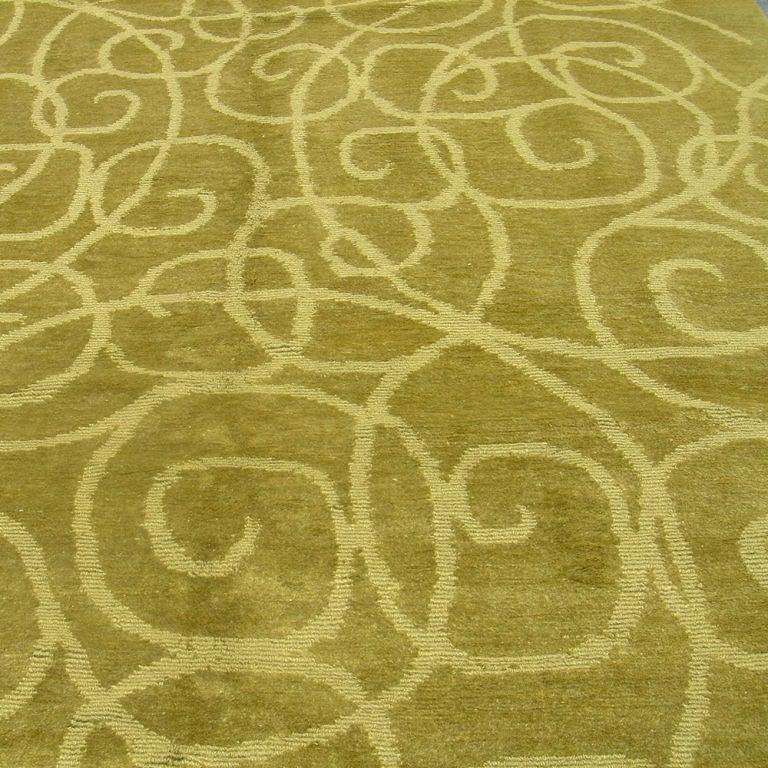 Modern Verona Hand Woven Wool Rug image 2